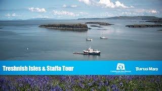 Gambar cover Staffa and the Treshnish Isles Tour