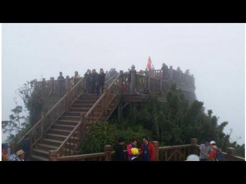 Peak interest at indochina's highest point
