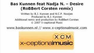 Bas Kunnen feat Nadja N.-Desire (RoBBert Corsten remix)