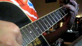 Hát với chú ve con (Guitar solo Cover)