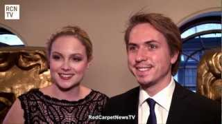 Fresh Meat Series 2 - Joe Thomas & Kimberley Nixon Interview