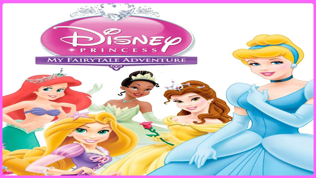 ♡ DISNEY PRINCESAS My Fairytale Adventure / Empezando la aventura - Reinos Mágicos / part 1