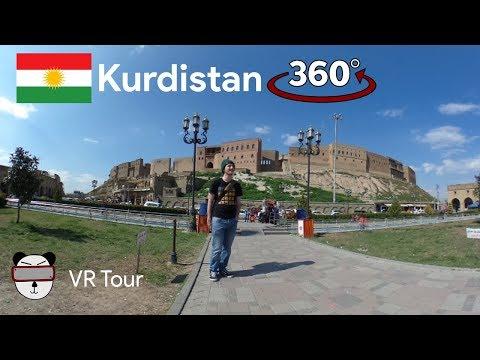 360° VR Kurdistan Tour | Iraqi Kurdistan