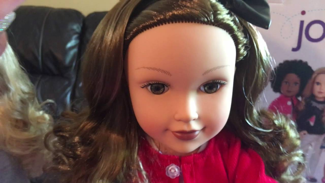 Toys R Us Journey Girls : Journey girls dolls review limited edition gift set purchased at