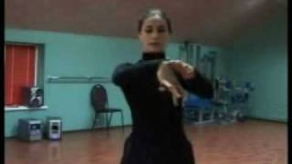 Уроки лезгинки для девушек (часть1)(, 2009-12-04T20:24:21.000Z)