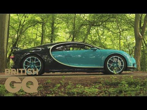 The Bugatti Chiron isn