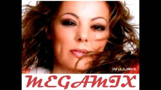 Sandra & Arabesgue - Megamix (Original Track Compilation Mix) (2013)