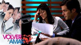 Para volver a amar - Capítulo 91: Jorge descubre el fraude de Maité | Tlnovelas