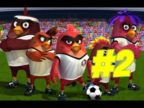 ANGRY BIRDS FOOTBALL BUZZARD LEAGUE 8 PART 2 Gameplay Video from YouTube · Duration:  32 minutes 40 seconds