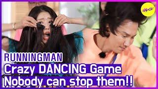 [HOT CLIPS] [RUNNINGMAN] KWANGSOO's Bug Dance..? (ENG SUB)