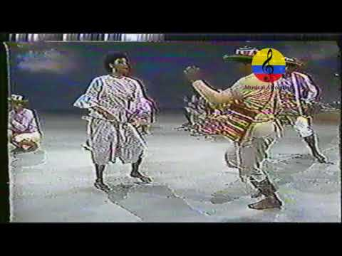 Guacherna samaria en Noches de Colombia. Bogotá, 1981