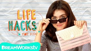 Washi Tape Hacks | LIFE HACKS FOR KIDS