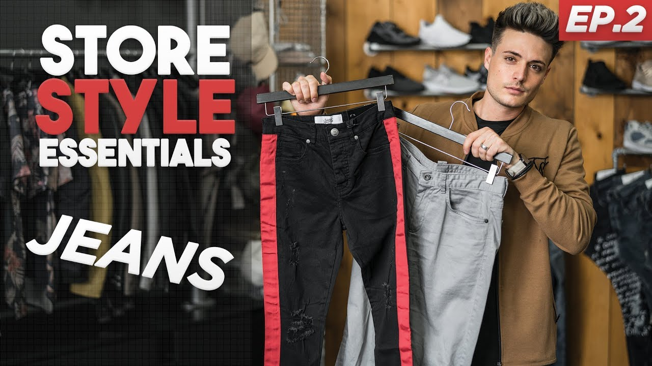 Top 3 MUST HAVE Pants for Men | SSE | EPISODE 2