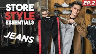 Top 3 MUST HAVE Pants for Men | Store Style Essentials | EPISODE 2