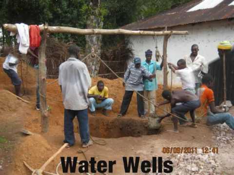 Health and Water Wells Development for Sierra Leone