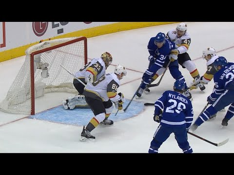 11/06/17 Condensed Game: Golden Knights @ Maple Leafs