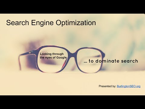 Burlington SEO Services - Search Engine Optimization