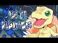 Tag de Digimon