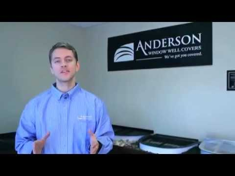 Anderson Window Well Covers Utah And Colorado Window