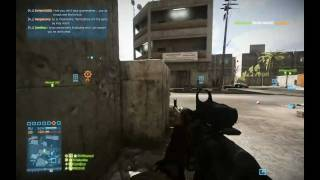 "Kicked for ""cheating"" in Battlefield 3 - Part 1"
