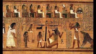 Книга мертвых Древний Египет...