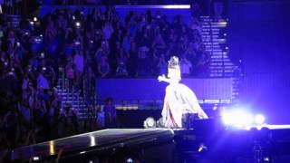 "Katy Perry ""Firework"" Live from Tampa Bay Times Forum 6-30-2014"