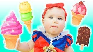 Ice Cream Song   동요와 아이 노래   어린이 교육