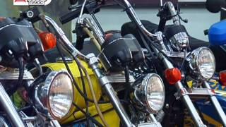 Ирбитский государственный музей мотоциклов Урал