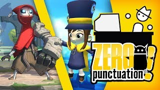Hob & A Hat In Time (Zero Punctuation)
