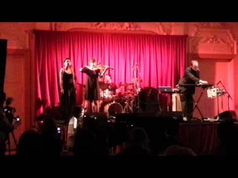 Phildel - Beside You Live at Bush Hall 15/05/13 (HD)