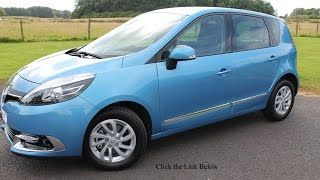 Renault Scenic - Renault Scenic Review