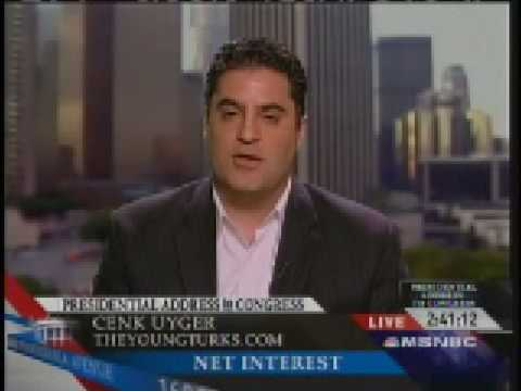 1600 Pennsylvania Ave: Jane Hamsher and Cenk Uygur on President Obama