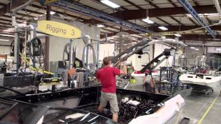 Malibu Factory Tour 2014: Watch how they make Malibu Boats Different from Others