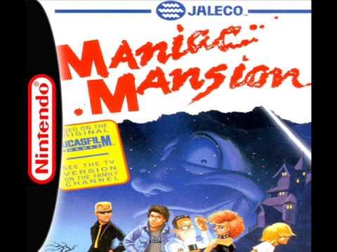 Maniac Mansion Music (NES) - Jeff's Theme