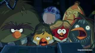 Repeat youtube video Angry Birds Star Wars Cinematic Trailer