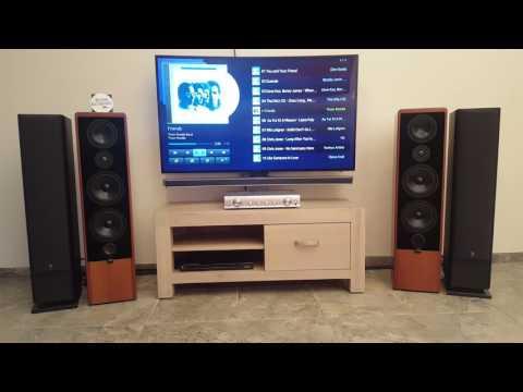Canton Ergo 90 DC sound test 4