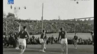 VOLLEYBALL EUROPEANS 1950 SOFIA BULGARIA URSS  0 3