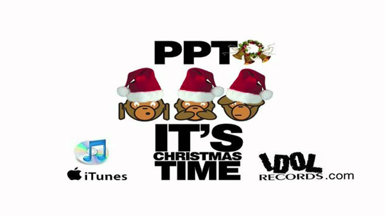 PPT It\'s Christmas Time Theme Song Get It On iTunes Now .99 Cents ...