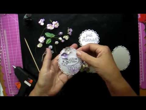 Paper Corsage Tutorial