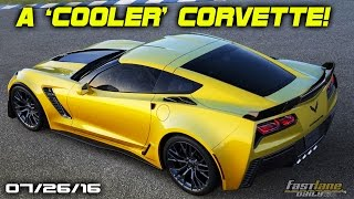 "2017 Corvette is ""Cooler"", New Mercedes-Benz Models, New Audi Q8 - Fast Lane Daily"