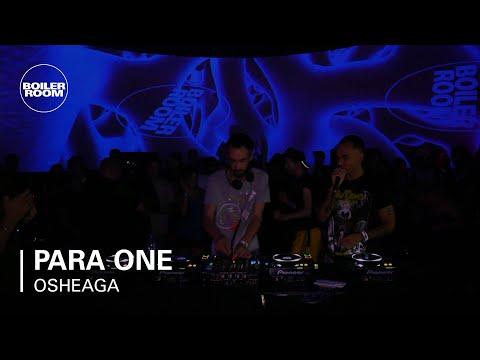 Para One Boiler Room x Osheaga Festival DJ Set