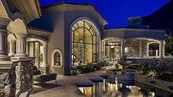 Extraordinary Tuscan Inspired Home in Estancia - Scottsdale, Arizona