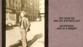 Judge Bean Jr. & The Jury - You Hate Me And My Stetson Hat (Johanna, 1981) Tuomari Nurmio