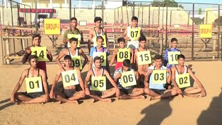 Army Race 1600 Meter Live From Indian Army Ground News Today Selection Process Video in hindi