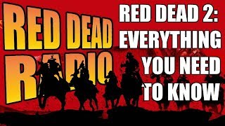 Red Dead Redemption 2: Everything You Need to Know (No Story Spoilers) - Red Dead Radio Ep. 24