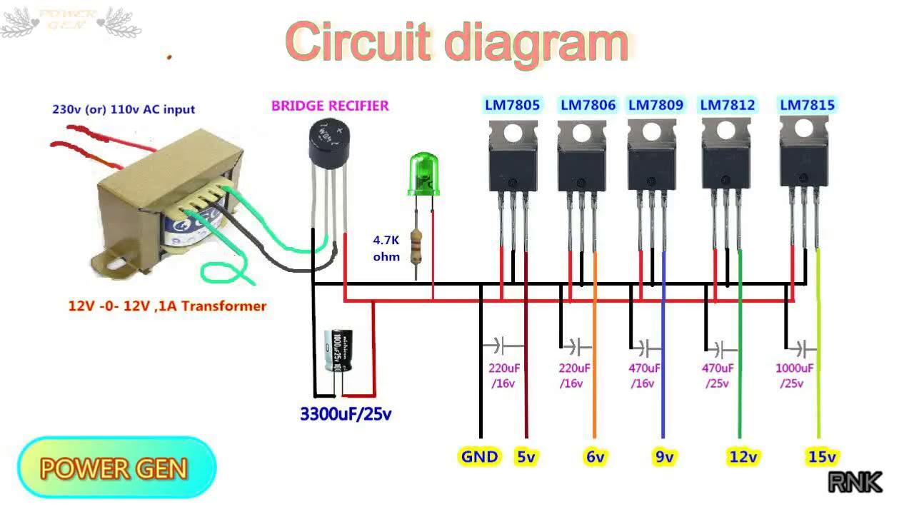9v Regulator Circuit