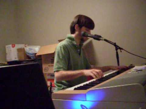 Flobots Handlebars Piano Vocals Cover Youtube