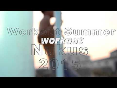 Workout Nukus Wrestling