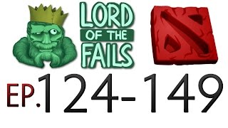 Dota 2 Fails of the Week - Best of Ep. 124-149 (Lord of the fails)