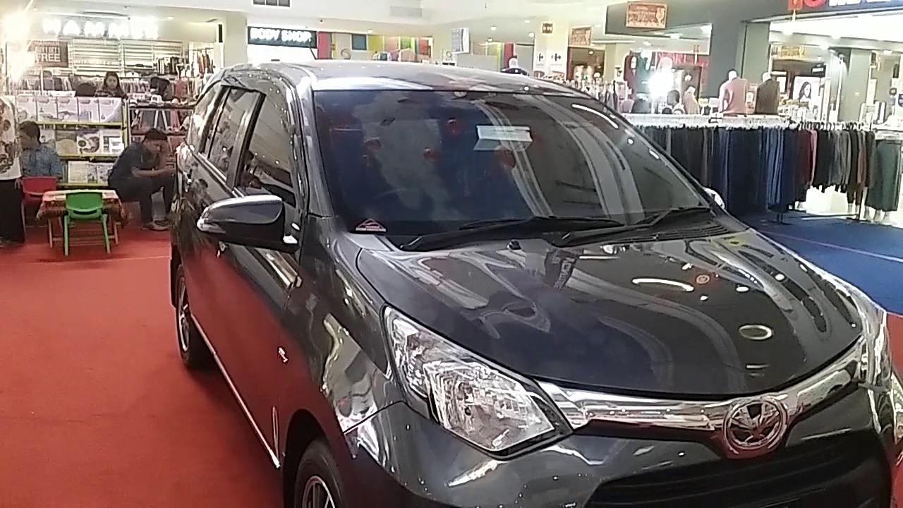 Grand New Avanza Warna Grey Metallic Agya Trd Foto Mobil Metalic Ottomania86 Terbaru Dari Toyota All Calya 2017 Dark Youtube